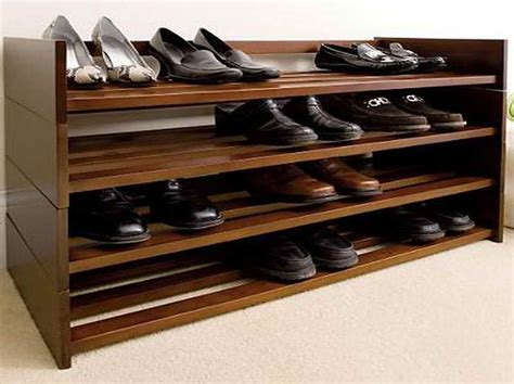 entryway shoe rack mahogany shoe rack for entryway decoration stroovi