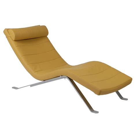 tall chaise lounge modern lounger gillian saffron chaise lounge eurway