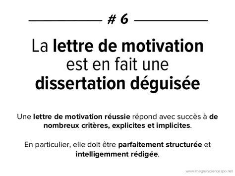 sciences po lettre de motivation lettre de motivation 2017