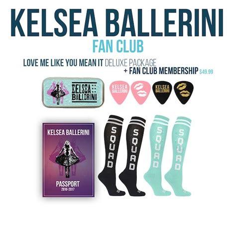 Kelsea Ballerini Love Me Like You Mean It Deluxe Fan