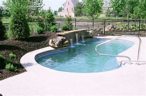 kansas city swimming pools for small backyards pools by york