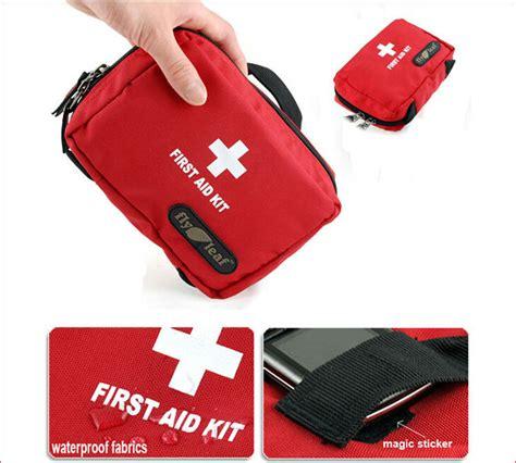 Travel Medicine Pouch Tas Travel P3k aliexpress buy fly leaf fl662 empty aid kit bag travel cing carry on medicine bag