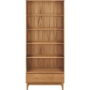 Homebase Bookshelves Hygena Emmett Bookcase