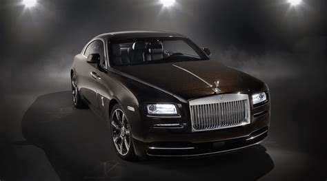 roll royce royce rolls royce unveils bcas approved wraith inspired by film
