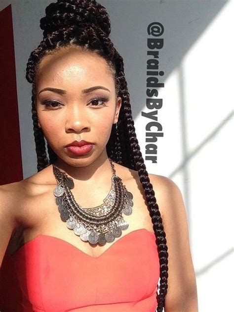 self do braid styles 50 exquisite box braids hairstyles to do yourself big