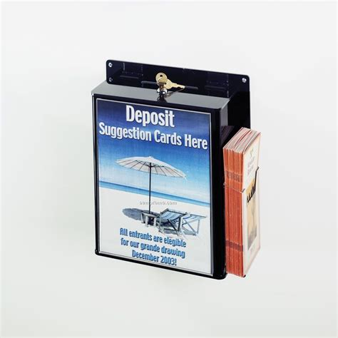 Wall Sweepstakes - clear acrylic wall poster holder w multi pocket brochure holder china wholesale clear