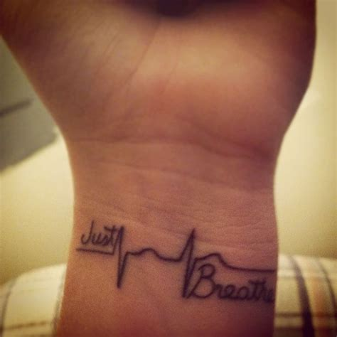 ekg tattoo on wrist 25 best ideas about ekg tattoo on pinterest heartbeat