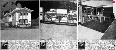 frank lloyd wright american system built houses