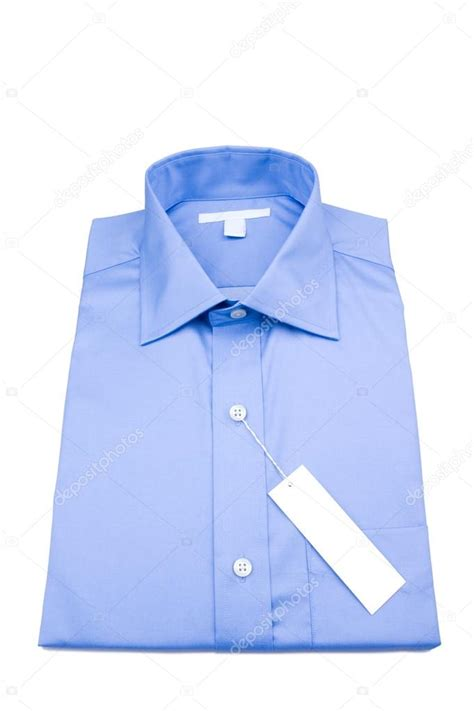 White Shirt Tag by Folded Shirt With White Tag Stock Photo 169 Carlosyudica 91002878