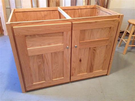 kitchen island oak oak kitchen island by dat lumberjocks com