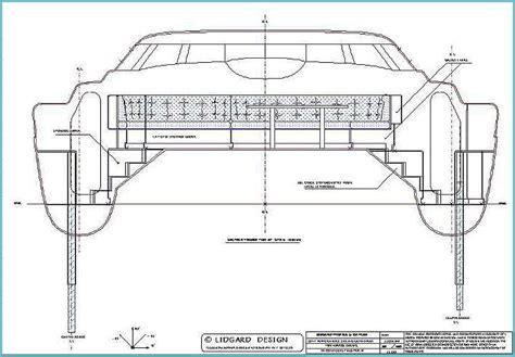 catamaran hull dimensions 50 ft sailing multihull catamaran