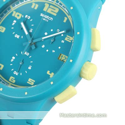 Swatch Chrono Plastik Susl400 swatch susl400 acid drop