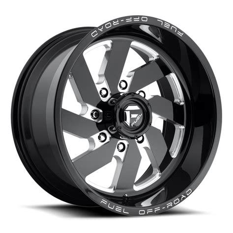 Wheels Fuel turbo 8 d582 fuel road wheels