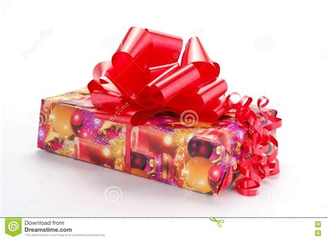 christmas gift pack stock images image 22129154