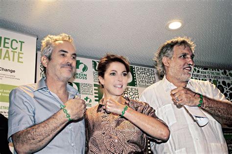 alfonso cuaron venezia green day venice a venezia 72 cinema e sostenibilit 224 con