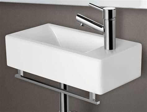 small rectangle bathroom sink alfi ab108 small modern rectangular wall mounted ceramic