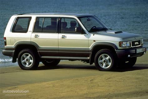 OPEL Monterey LTD   1992, 1993, 1994, 1995, 1996, 1997