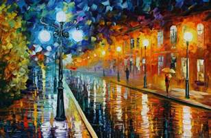 painting on leonid afremov wallpapers wallpaper cave