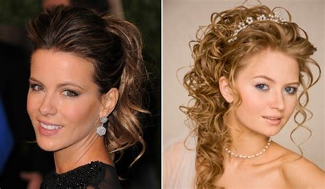 ways to wear short curly hair 7 stunning ways to wear curly hair