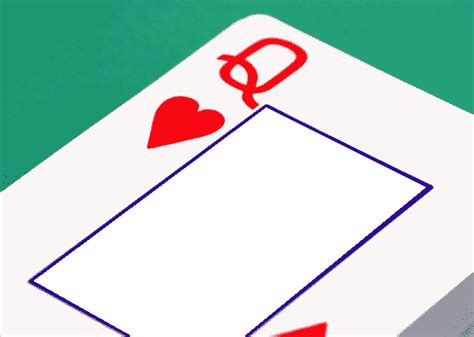 of hearts card template of hearts template clipart best