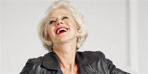 helen mirren hairstyles for l oreal helen mirren is the new face of l oreal at 69 and looks