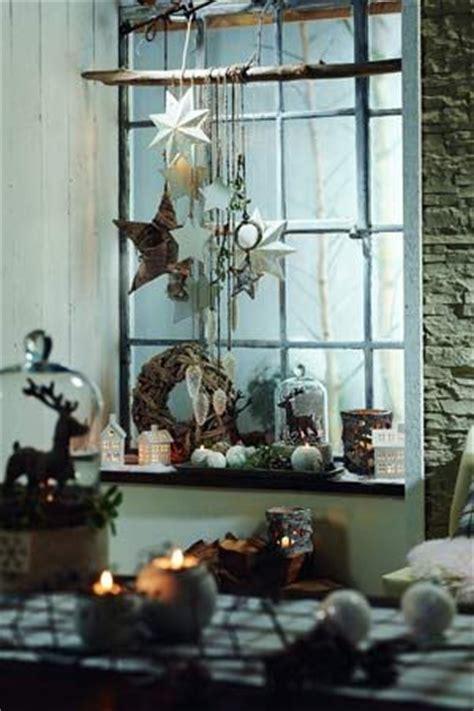 Weihnachtsdeko Fenster Landhaus by 220 Ber 1 000 Ideen Zu Fensterdekorationen Auf