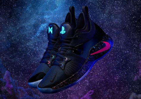 ps4 jordan themes nike pg 2 playstation at7815 002 release date sneaker