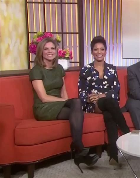 tamron hall thigh high boots the appreciation of booted news women blog the whole
