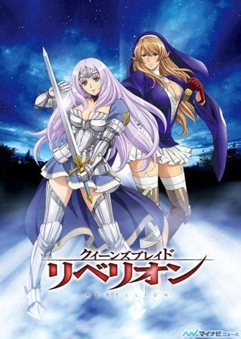 film anime queen blade queen s blade rebellion serie de tv 2012 filmaffinity