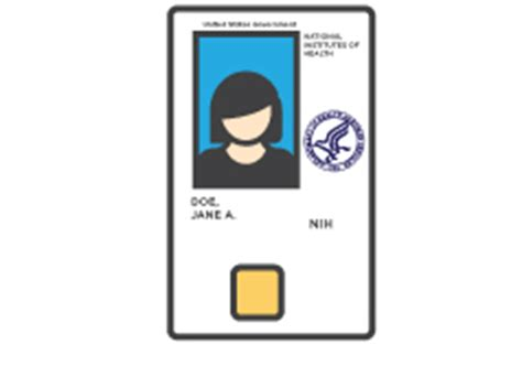 ocio hhs id badge smart card