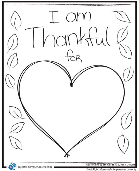 teacher coloring pages for thanksgiving i am thankful heart coloring page preschool activities
