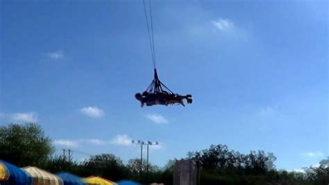 bungee swing schlitterbahn bungee swing youtube
