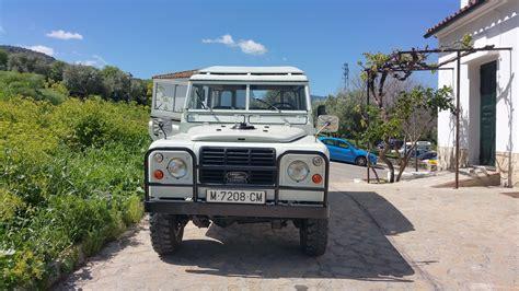 1978 land rover defender santana 109 6 cylinder diesel