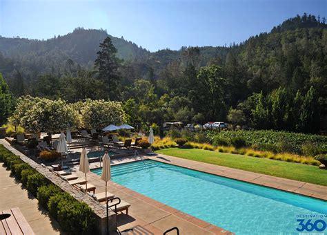 best hotels in napa valley napa resorts napa valley resorts