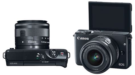 Cashback Canon Eos M10 M 10 15 45 Kit Datascript more canon eos m10 sle images daily news