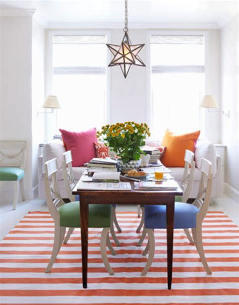 colorful room decor 28 stunning colorful dining room design ideas