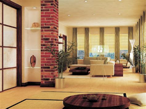 Zen Themed Living Room Sophisticated Living Room With Neutral Shades Hgtv