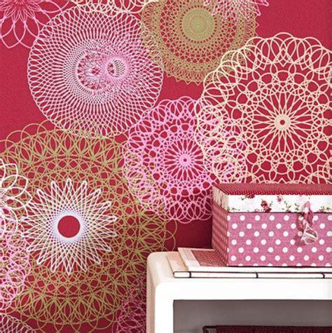 girly beige wallpaper quot lef 2014 quot fleece wallpaper mandalas 48912 girly light