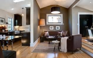 wohnzimmer modern braun wandfarbe braun zimmer streichen ideen in braun freshouse