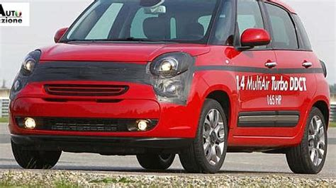 Fiat 500l Abarth by Fiat 500l Abarth With 165 Hp Planned