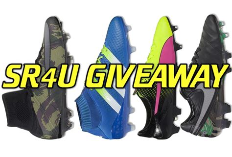 Soccer Reviews For You Giveaway - sr4u giveaway may 6th 2016 soccer reviews for you