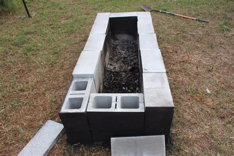 a concrete pit concrete block pit pit design ideas