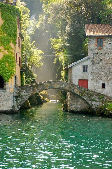 Secret Italy City Breaks On The Road Less Travelled by Nesso The Most Charming In Italy