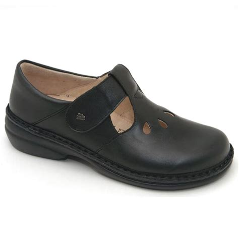 finn comfort store locator finn comfort tofino leather soft footbed black happyfeet com