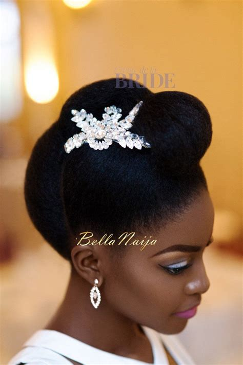 bridesmaid hairstyles afro hair dionne smith natural hair bride inspiration bellanaija