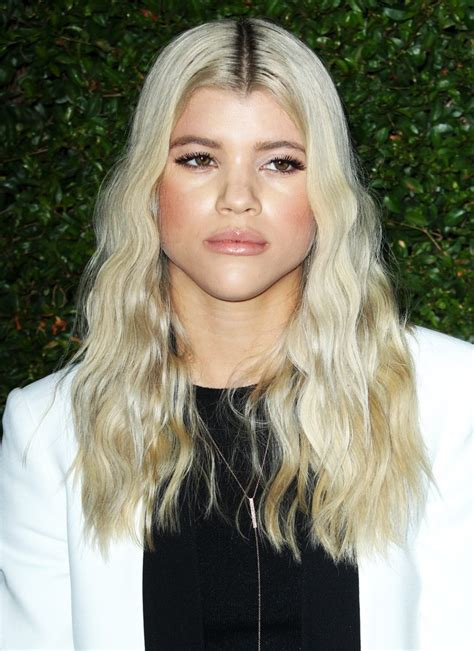 Sofia Richie With sofia richie picture 2 michael kors celebrates the