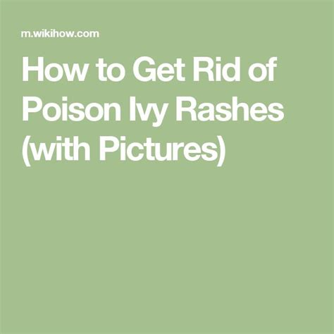 17 best ideas about poison ivy rash pictures on pinterest