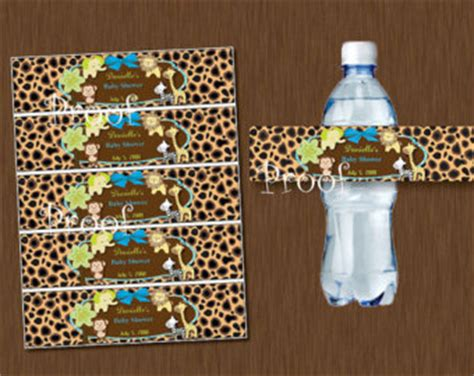 Reunion Giveaways Ideas - instant download mickey mouse water bottle labels printable