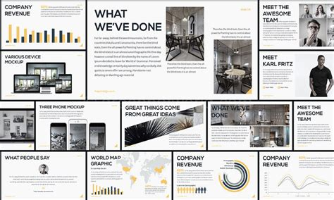 ppt templates for final year project final project presentation template free download