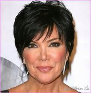 kris jenner haircut short haircuts kris kardashian latest fashion tips